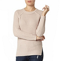Dorothy Perkins - Knitted rose jumper