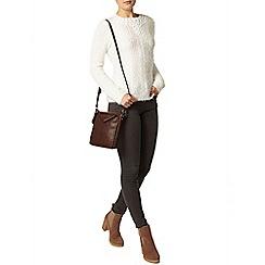 Dorothy Perkins - White enamel embellished jumper