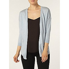 Dorothy Perkins - Blue lace back cardigan