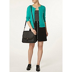 Dorothy Perkins - Green cotton cardigan