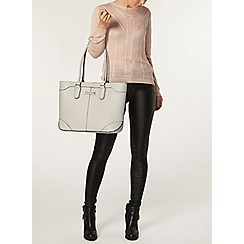 Dorothy Perkins - Blush stitch front jumper