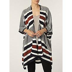 Dorothy Perkins - Horizontal stripe blanket