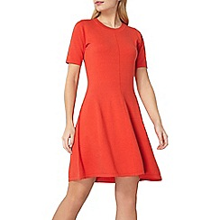 Dorothy Perkins - Red fit and flare dress