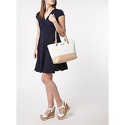 Dorothy Perkins - Navy wrap dress