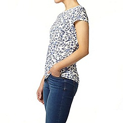 Dorothy Perkins - Floral bird t-shirt