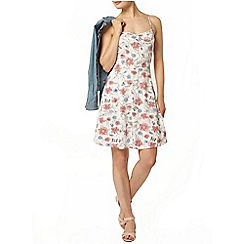 Dorothy Perkins - Butterfly floral cami dress