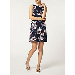 Dorothy Perkins - Floral collar dress