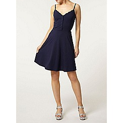 Dorothy Perkins - Scallop camisole dress