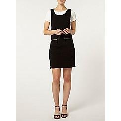Dorothy Perkins - 2in1 pinny dress