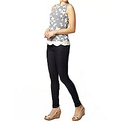 Dorothy Perkins - Butterfly scallop shell top