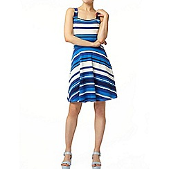 Dorothy Perkins - Stripe cross back sundress