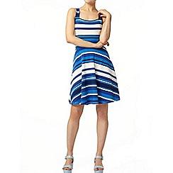 Dorothy Perkins - Stripe cross back sundress