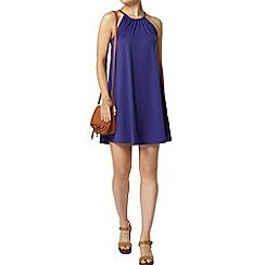 Dorothy Perkins - Ultramarine high neck shift dress