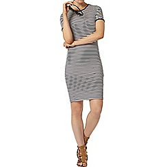 Dorothy Perkins - Stripe t-shirt dress
