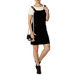 Dorothy Perkins - 2 in 1 pu pocket dress