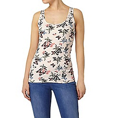 Dorothy Perkins - Butterfly print vest
