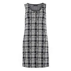 Dorothy Perkins - Tall check sleeveless dress