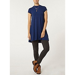 Dorothy Perkins - Soft touch high neck tunic