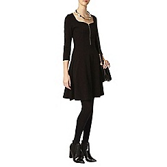 Dorothy Perkins - Tall zip sweetheart dress