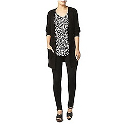 Dorothy Perkins - Animal print vest