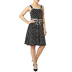 Dorothy Perkins - Black spot sundress