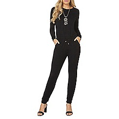 Dorothy Perkins - Black slouch jumpsuit