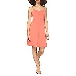 Dorothy Perkins - Tall coral dress