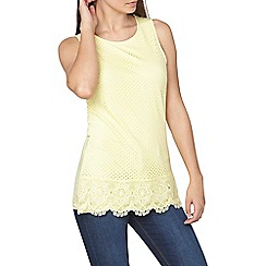 Dorothy Perkins - Tall shell top