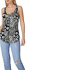 Dorothy Perkins - Ditsy floral print vest