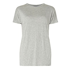 Dorothy Perkins - Tall grey ovoid t-shirt