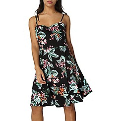 Dorothy Perkins - Black print cami dress