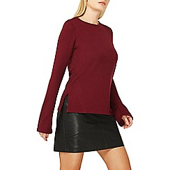 Dorothy Perkins - Wine flute sleeve top