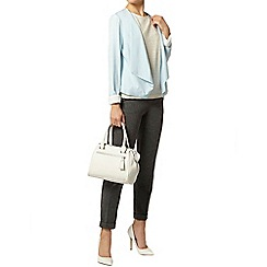 Dorothy Perkins - Aqua waterfall jacket