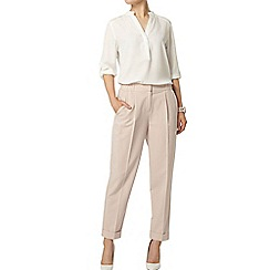 Dorothy Perkins - Stone tailored jogger