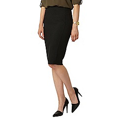 Dorothy Perkins - Black workwear pencil skirt