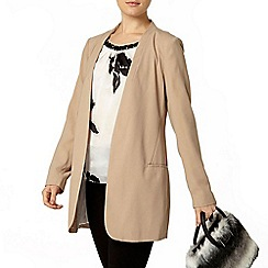 Dorothy Perkins - Camel boyfriend jacket