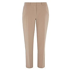 Dorothy Perkins - Tall camel ankle grazer trousers