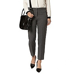 Dorothy Perkins - Grey herringbone trouser