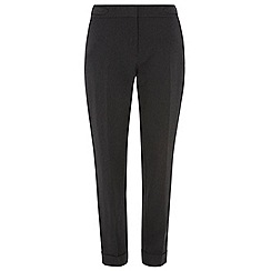 Dorothy Perkins - Tall charcoal straight trouser