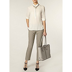 Dorothy Perkins - Tall mini square straight leg trousers