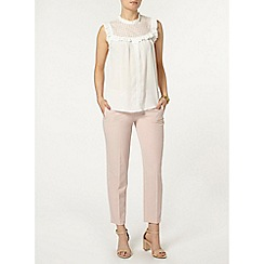 Dorothy Perkins - Pink ankle grazer trouser