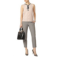 Dorothy Perkins - Grey ankle grazer trouser