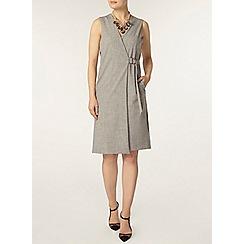 Dorothy Perkins - Grey sleeveless jacket