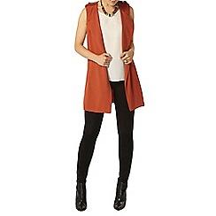Dorothy Perkins - Ginger sleeveless jacket