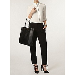 Dorothy Perkins - Black naples jogger