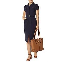 Dorothy Perkins - Navy pencil dress