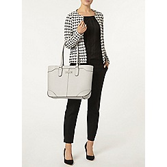Dorothy Perkins - Mono diamon jacquard jacket