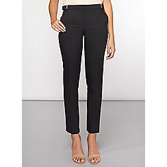 Dorothy Perkins - Tall gold tab twill trousers