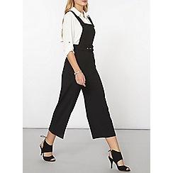 Dorothy Perkins - Black belted jumpsuit