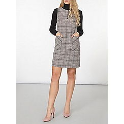 Dorothy Perkins - Pink boucle dress